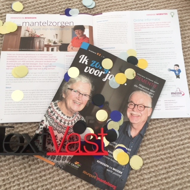 Mantelzorg Magazine