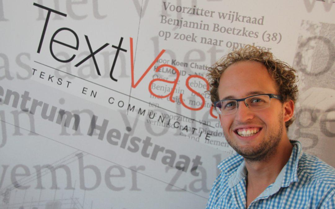 TextVast 10 jaar (+ winactie)