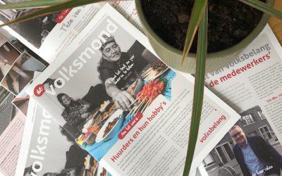 Een magazine maken in tijden van corona? Juist nu